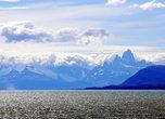 Аргентинская Патагония — горы в парке Лос-Гласьярес