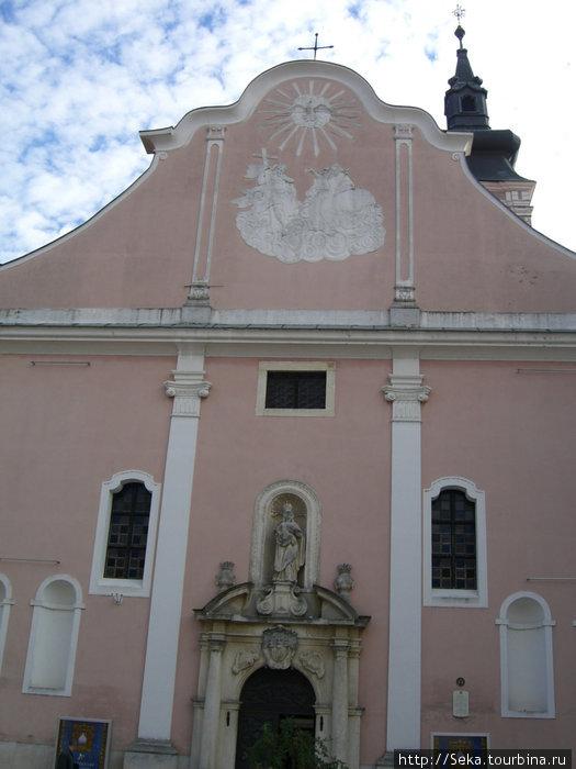 Собор Ордена иезуитов