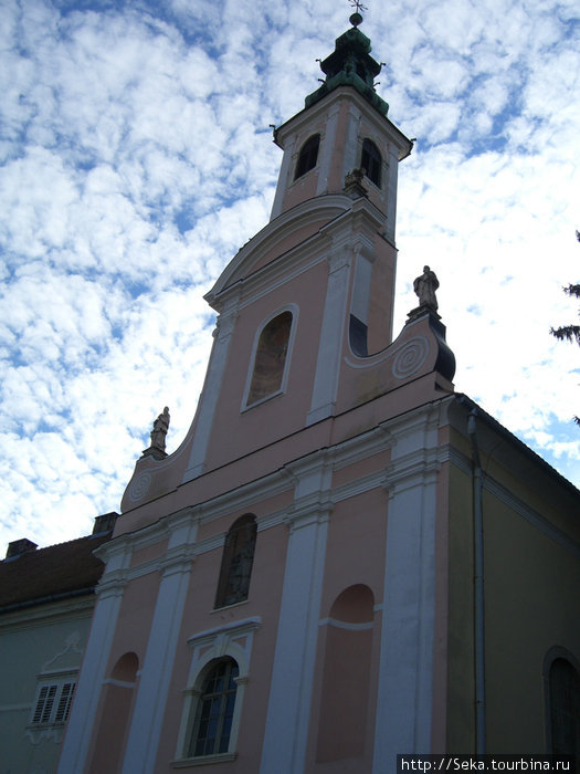 Церковь урсулинок