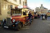 Вот такие машины можно встретить на улицах Веймера