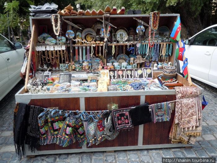 Что привезти из Баку в подарок 51