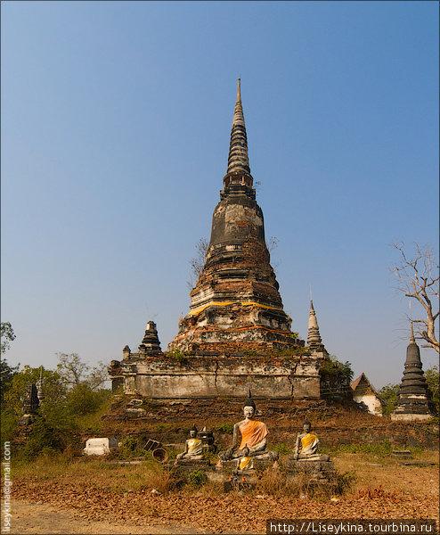 Wat Ayoutthaya