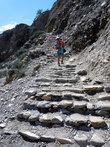 Каменные ступени к деревне Сианг