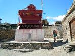 Храм в деревне Сианг