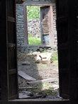 Дверь во двор