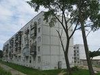 Есть и жилые пятиэтажки