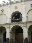 Вход в часовню Богоматери Ченстохова