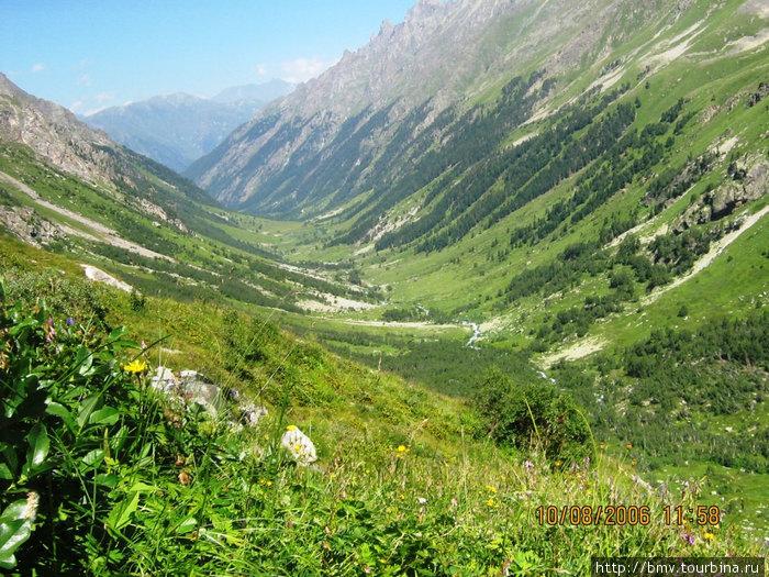 Долина Муруджу.