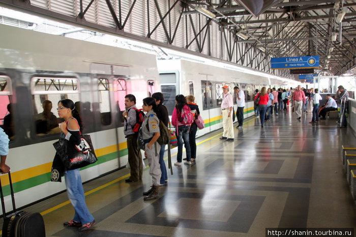 Медельинское метро
