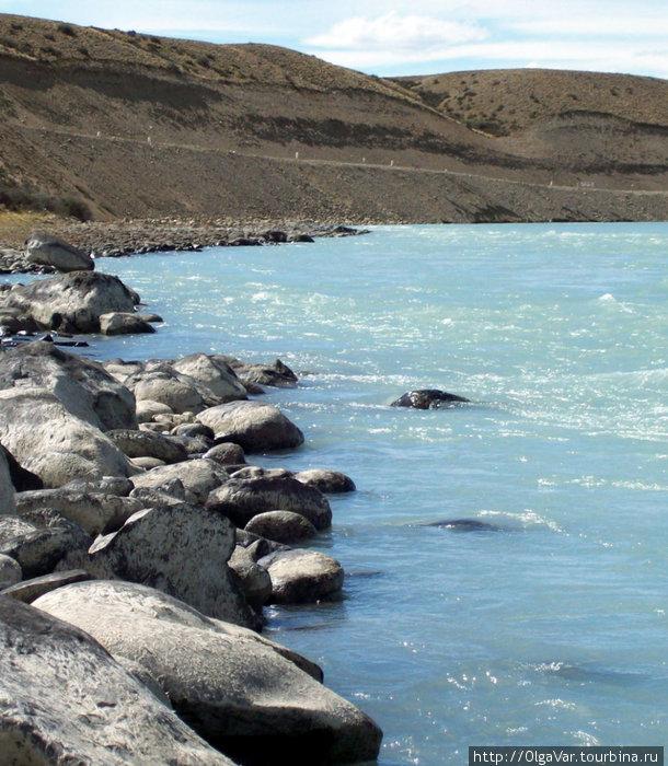Река ла Леона
