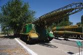 Ракетный комплекс 9К-72 на гусеничном ходу.