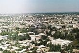 Вид города с Сулейман-горы