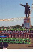 На День Независимости Кыргызстана 31 августа —  парад и концерт на площади под Ильичом