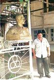 Сталин тоже почитаем некоторыми жителями Ошской области