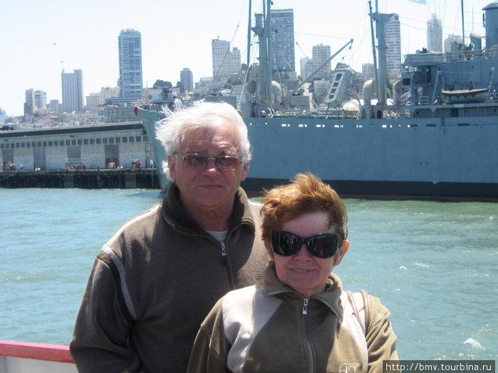 Корабли ветераны войны.