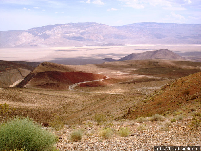 Долина  Смерти.