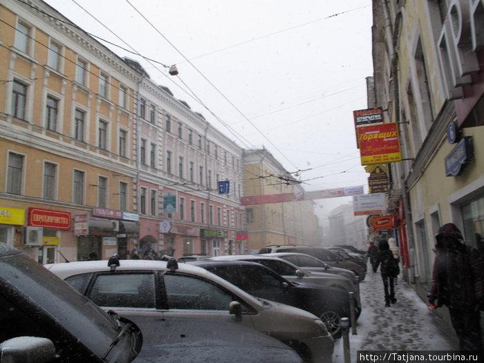 улица Покровка