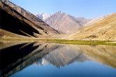 Озеро Анджуман. Северный Афганистан