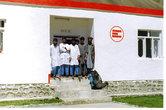 Сотрудники Анджуманской больницы. Связи нет, электричества нет, транспорт — только на лошадях