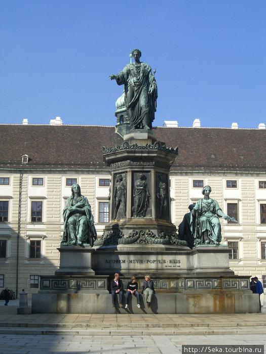 Памятник Францу I