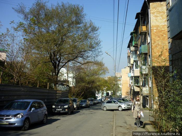 Посьетская улица