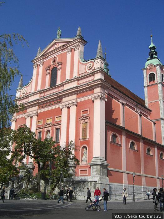 Францисканская церковь Бл