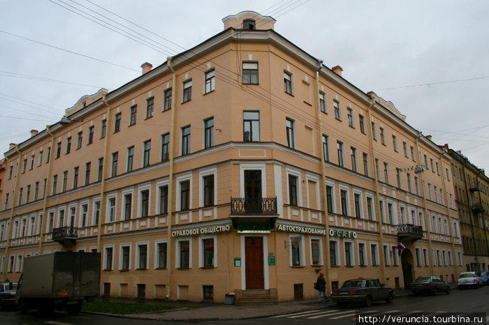 Казначейская ул.,7 – дом