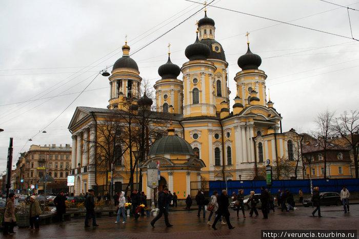 Владимирская церковь непо