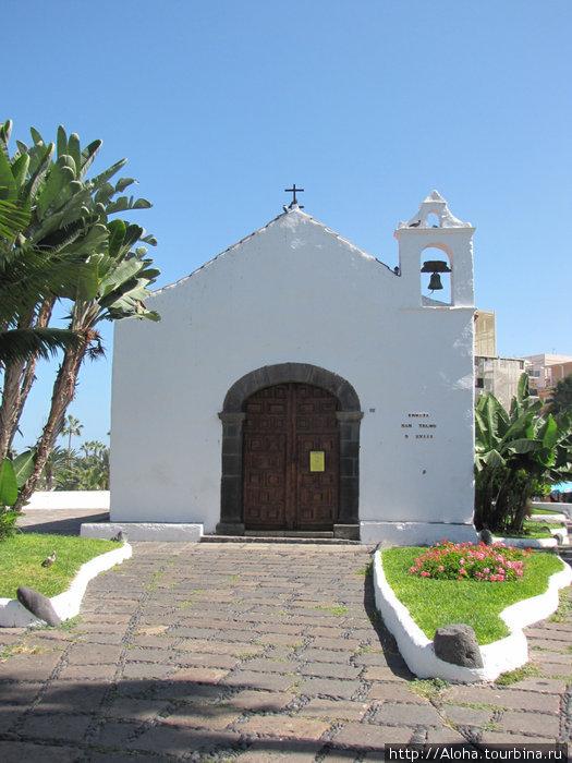 Ermita de San Telmo.