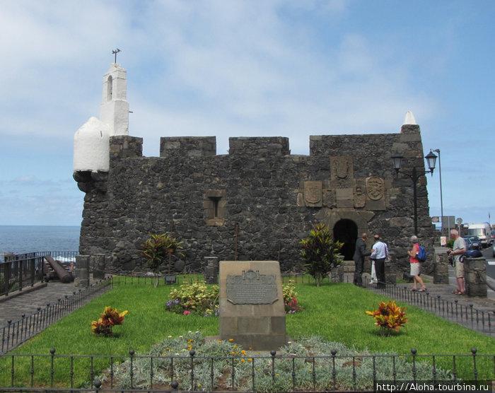 Замок Сан Мигеля.