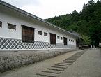 Музей воспроизводит дом, реально существовавший на этом месте