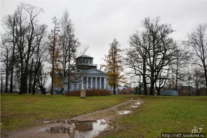 П.Рождествено, усадьба В.Набокова