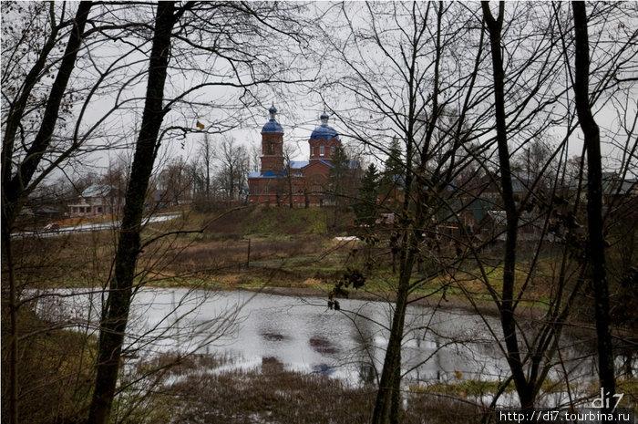 П.Рождествено, церковь Рождества Пресвятой Богородицы