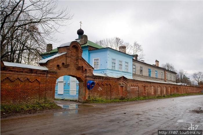 П.Курковицы, женский Пятигорский монастырь