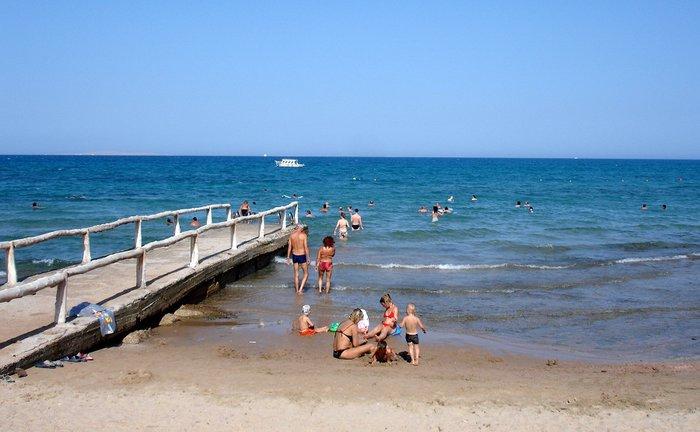 пляж Алладина