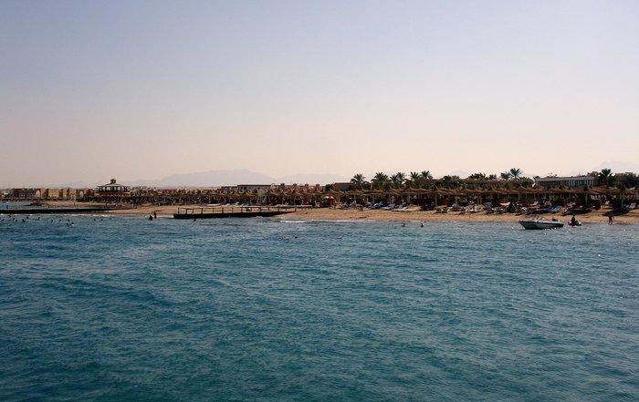 пляж Аладина и Али-Бабы