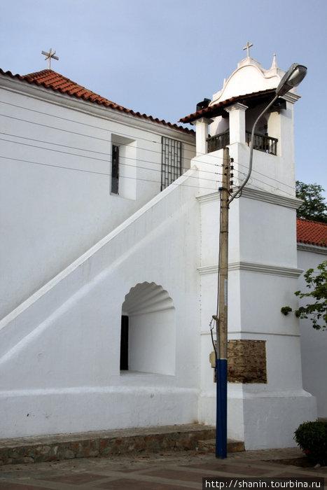 Церковь в Пампатаре