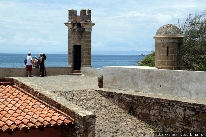Крепостные башенки