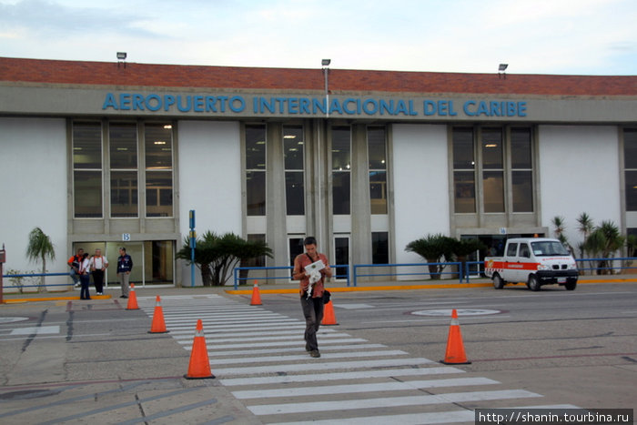 Аэропорт в Порламаре