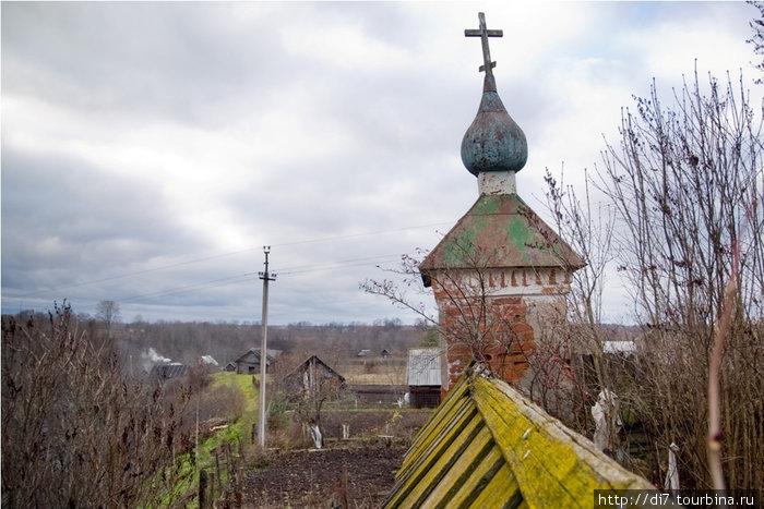 Церковь в дер.Клюкошицы
