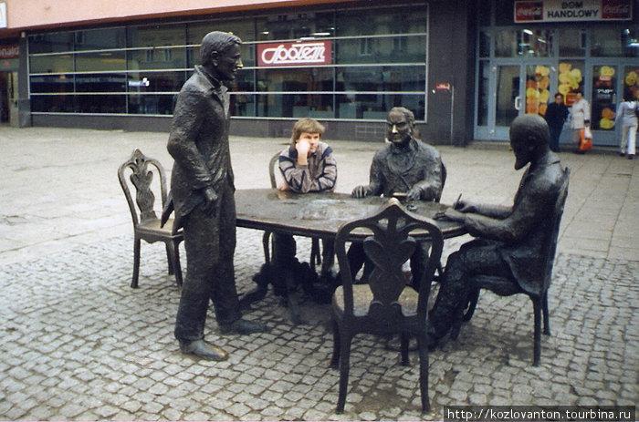 Затянувшееся заседание фабрикантов.