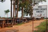 самый большой сувенирный рынок Свазиленда