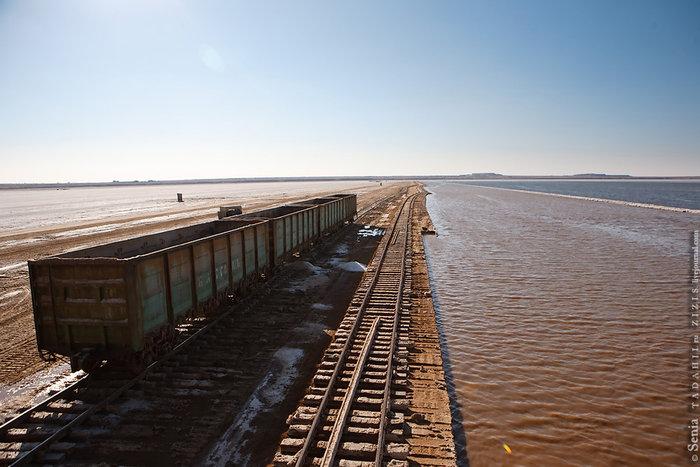 Объем добычи соли в 2007 году составил 1,42 млн. тонн, 250 тысяч тонн из которой пищевая.