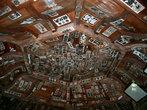 Потолок в Сазаэ-до