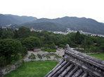 С крыши замка Айзу