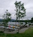 Озеро на высокогорье Бандай-когэн