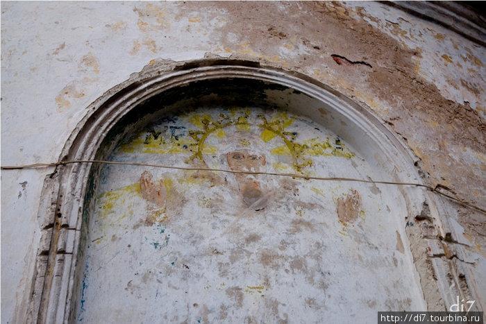 Дер.Смешино, церковь Успения Пресвятой Богородицы