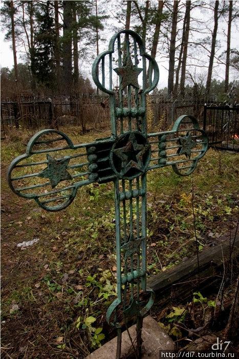 Окрестности Луги, церковь Николая Чудотворца