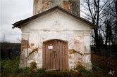 Дер.Романщина, церковь иконы Тихвинской Божьей Матери