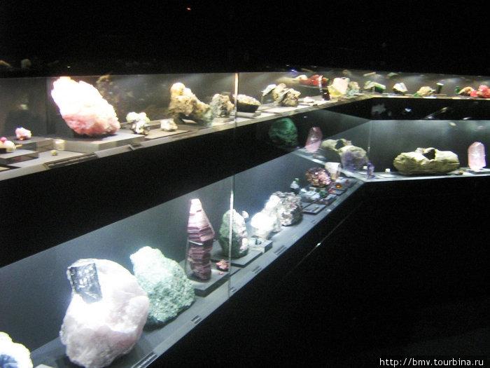 Музей алмазной фабрики в Тель-Авиве.